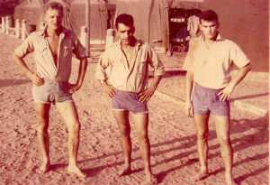 Base de repos de Philippeville en 1960