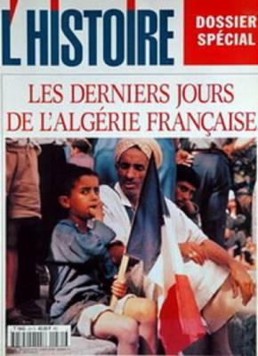 Photo-titre pour cet album: Les DERNIERS JOURS de l'ALGERIE FRANCAISE