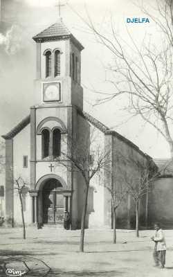 DJELFA - L'Eglise