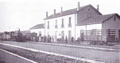 DJELFA - la Gare