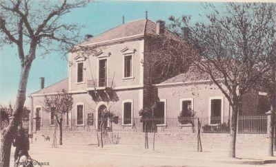DJELFA - La Mairie
