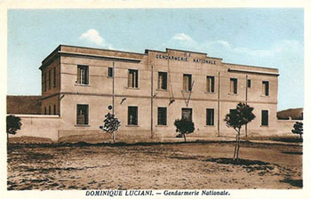 DOMINIQUE-LUCIANI - La Gendarmerie
