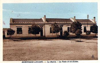 DOMINIQUE-LUCIANI - La Mairie