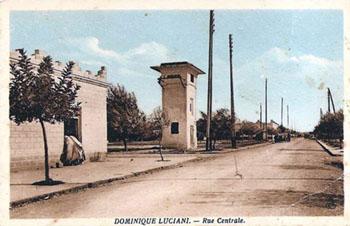 DOMINIQUE-LUCIANI -- La Rue Centrale