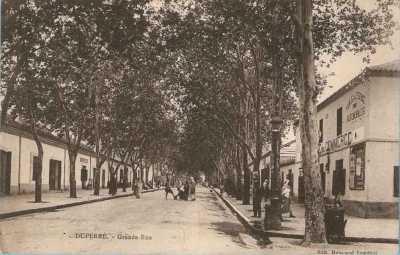 DUPERRE - La Grande Rue