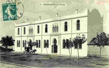 DOUAOUDA - L'Ecole