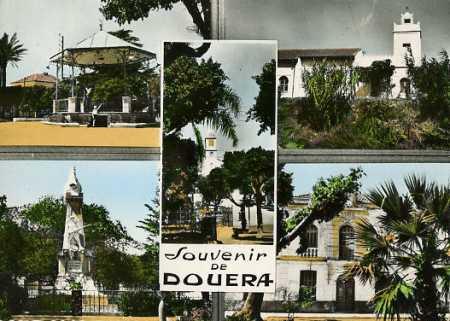 DOUERA - Carte Postale