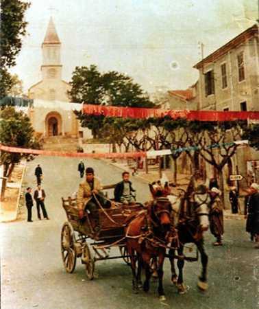 DOUERA - L'Eglise