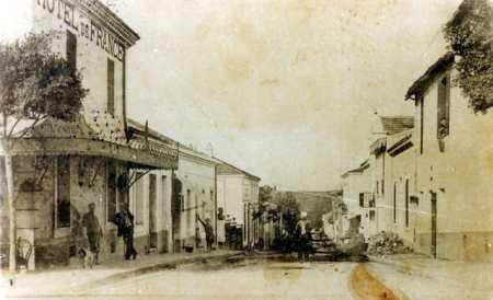 DOUERA - La Rue Courxet