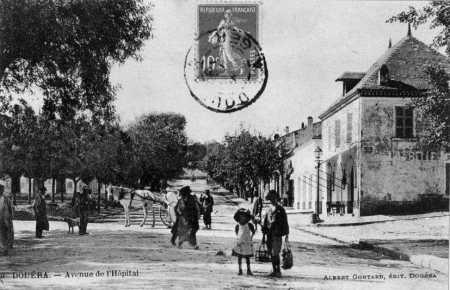 DOUERA - Rue de l'Hopital