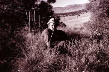 Photo-titre pour cet album: Lieutenant GYSEMANS21ème Régiment d'Infanterie Août 1960 - janvier 1963Photos transmises par son fils Christian