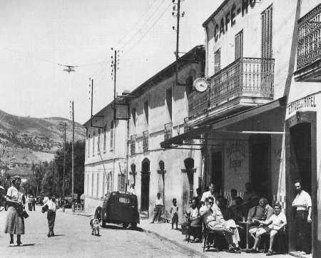 DRA-EL-MIZAN - La rue Principale