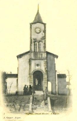 DRA-EL-MIZAN - L'Eglise