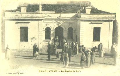 DRA-EL-MIZAN - Le Palais de Justice
