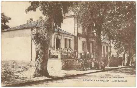 DRA-EL-MIZAN - Les Ecoles