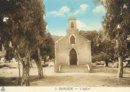 DUPLEIX - L'ancienne Eglise