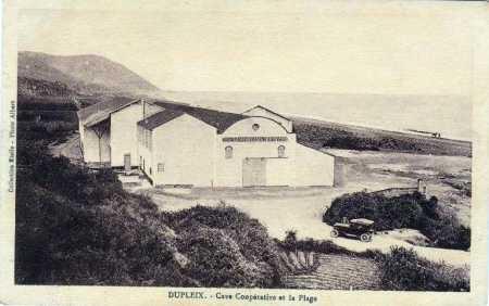 DUPLEIX - La Cave avant 1962