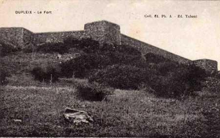 DUPLEIX - Le Fort