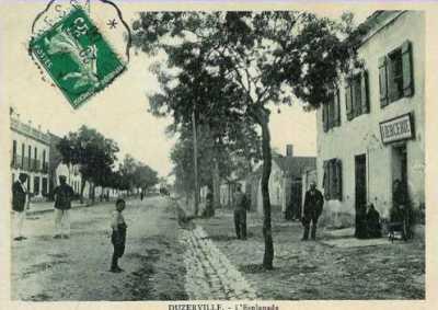DUZERVILLE - L'Esplanade