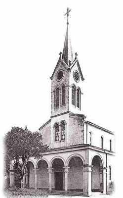 BOUFARIK - Eglise ST FERDINAND
