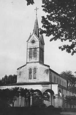 BOUFARIK - Eglise Saint Ferdinand