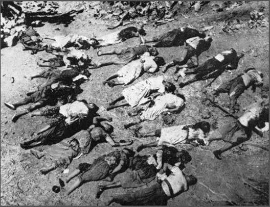 les victimes d'EL HALIA