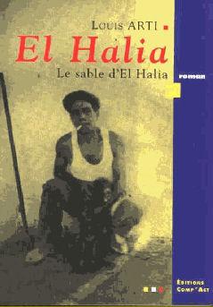 Le sable d'El Halia par Louis ARTI