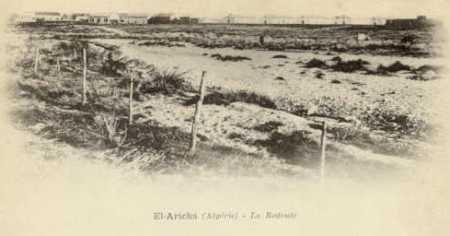 EL ARICHA - La Redoute vers 1900