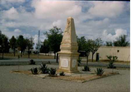 EL ARICHA - Le Monument aux Morts