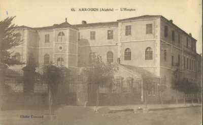 EL ARROUCH - Hospice