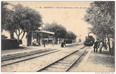 EL ARROUCH - La Gare