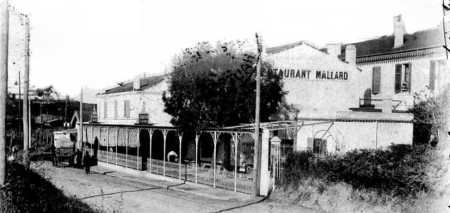EL BIAR - Le restaurant MAILLARD