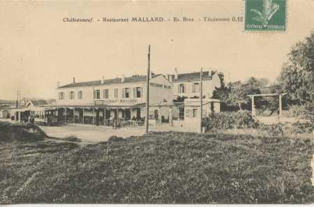 EL BIAR - Le Restaurant MALLARD