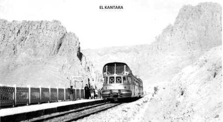 El Kantara - La Micheline