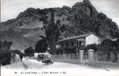 EL-KANTARA - Hotel Bertrand