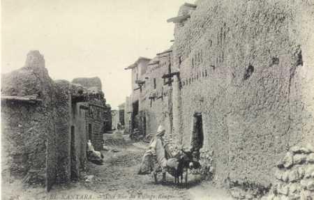 EL-KANTARA - Une rue