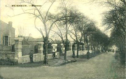 EL KSEUR - Avenue du centre ville