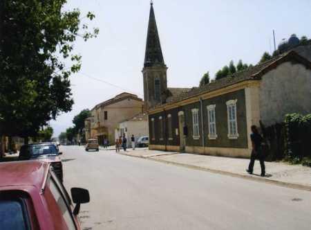 EL KSEUR - L'Eglise