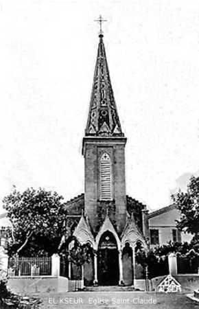 EL KSEUR - Eglise St Claude