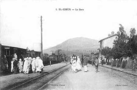 EL KSEUR - La Gare