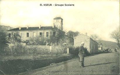 EL KSEUR - Le Groupe Scolaire