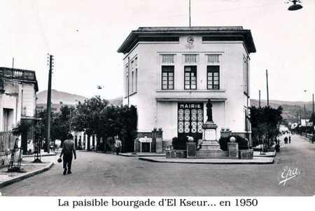 EL KSEUR en 1950