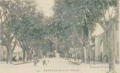 EUGENE-ETIENNE Le Boulevard National