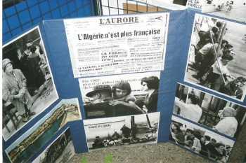 1er Juillet 1962 L'ALGERIE n'est plus FRANCAISE