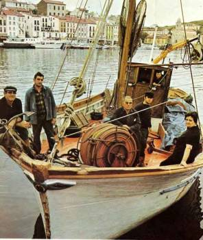 Highlight for Album: L'Exode des Chalutiers