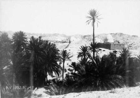 FERKANE en 1892 - Le Marabout