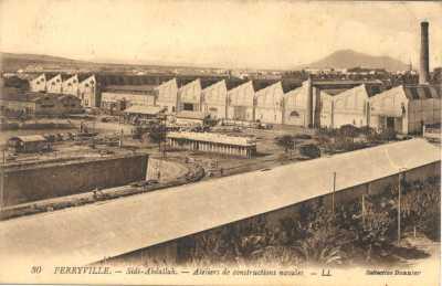 FERRYVILLE - Ateliers de Constructions Navales