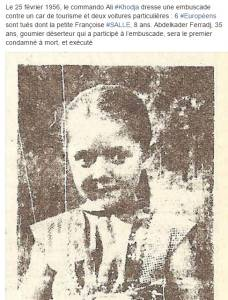 Photo-titre pour cet album: FEVRIER 1956