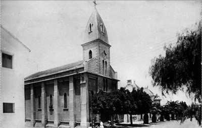 FLEURUS - L'Eglise