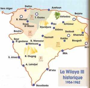 la willaya III